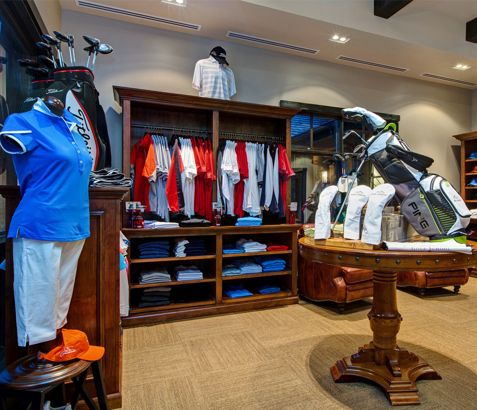 Golf Shop At Red Ledges Clubhouse