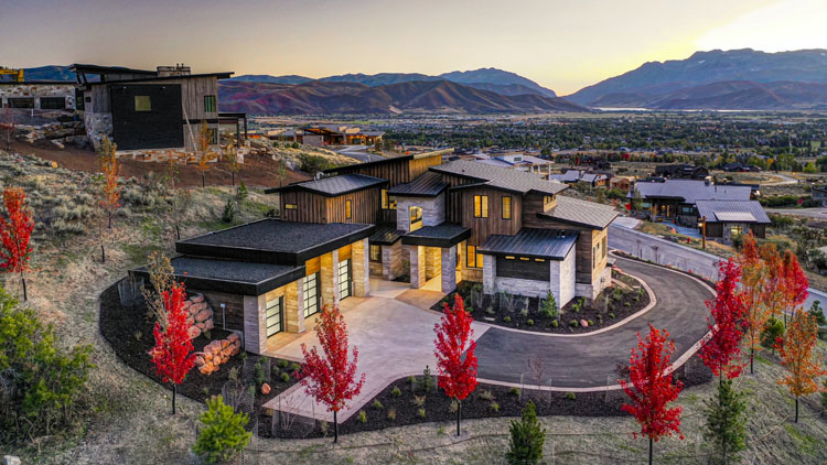 Mountain Modern Architecture