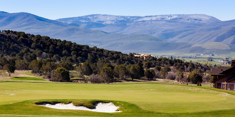 Golf Park At Red Ledges