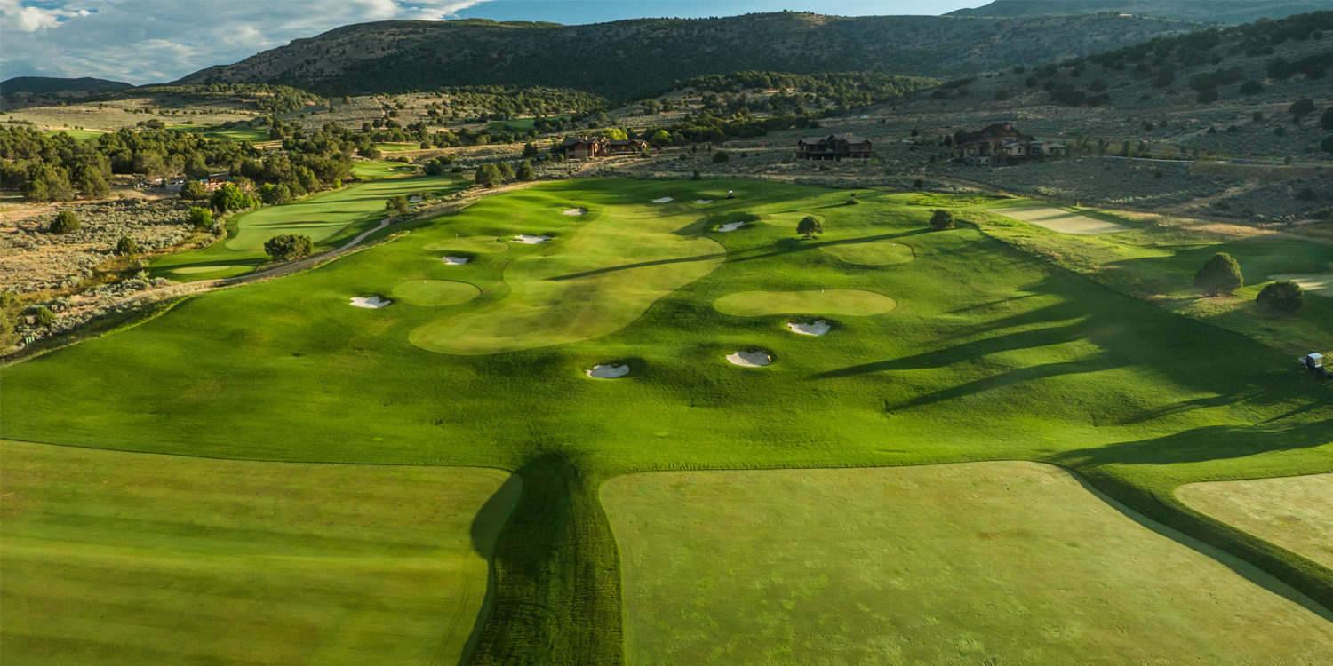 Golf Real Estate Near Park City