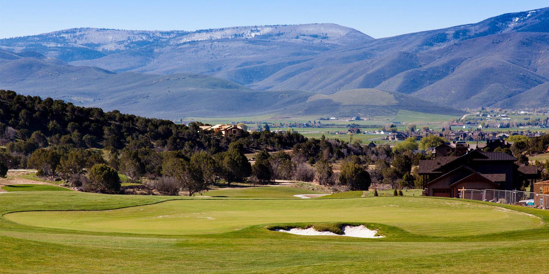 Jack Nicklaus Golf Park In Utah