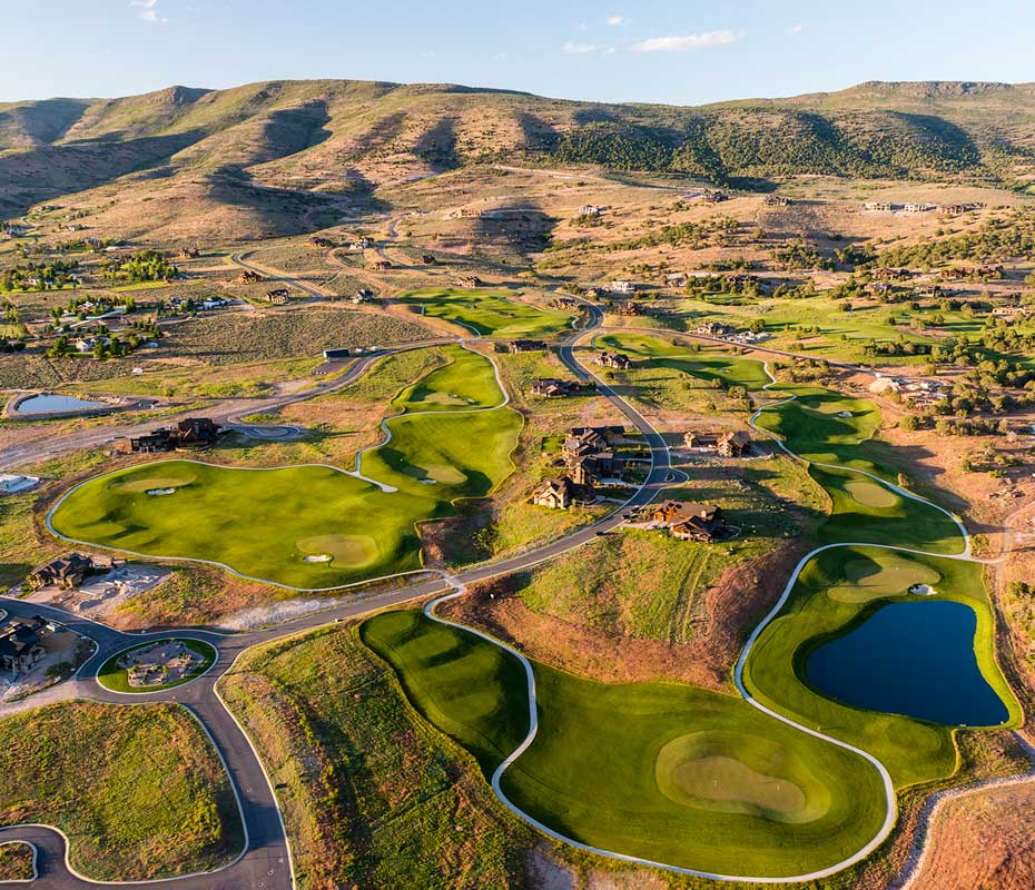 Jack Nicklaus Signature Golf Park At Red Ledges