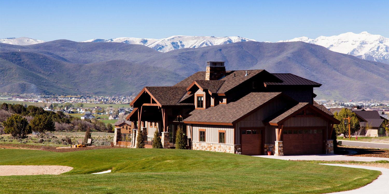 Luxury Golf Real Estate Utah