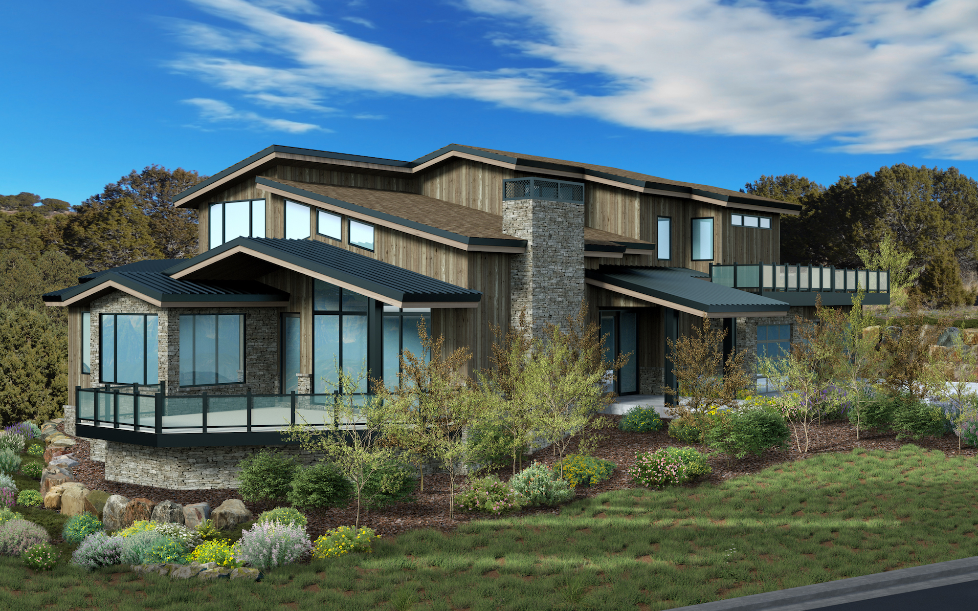 Red Ledges Luxury Home Builders