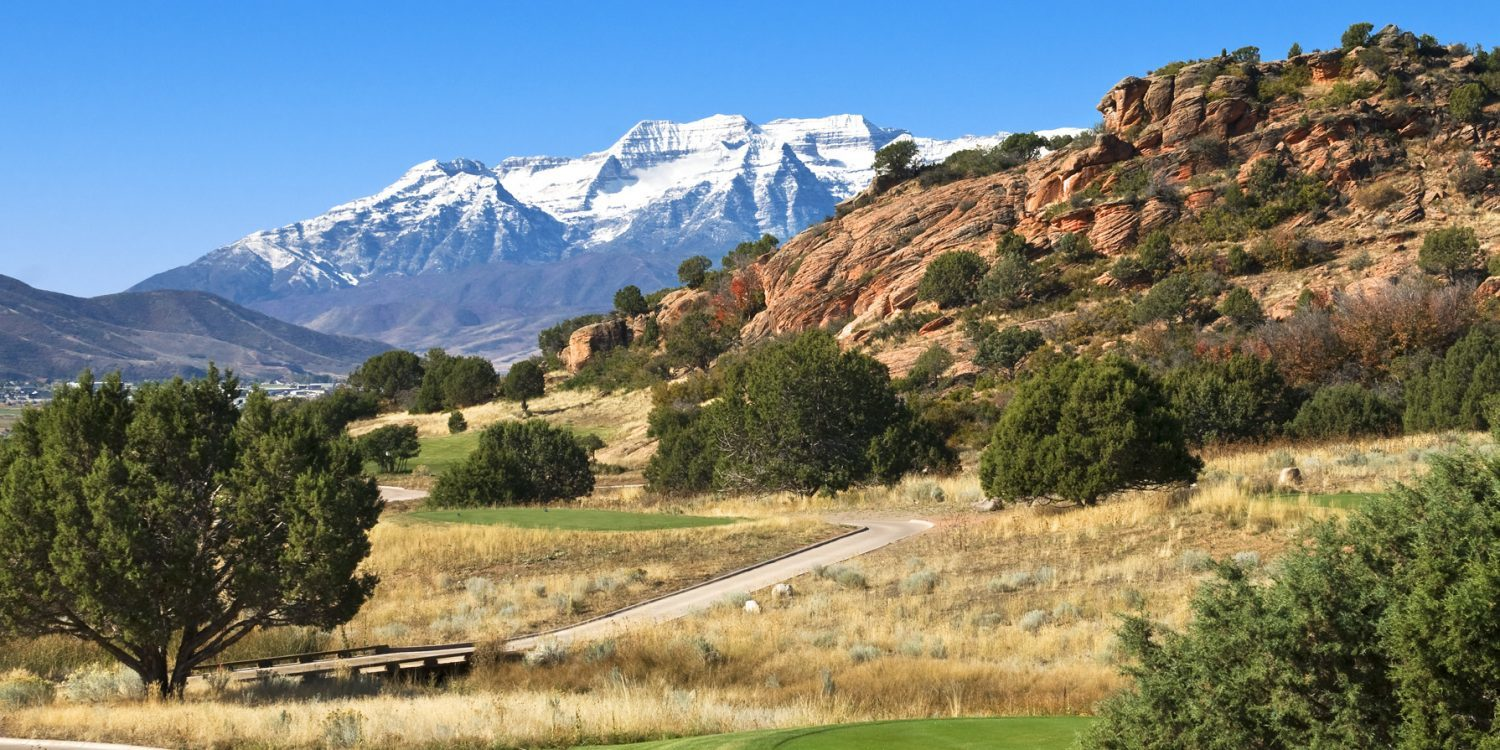 Luxury Mountain Homesites In Utah