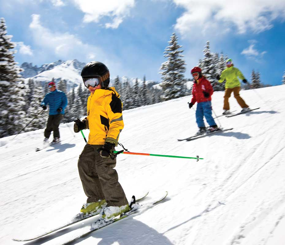 Utah Ski Resorts Near Red Ledges