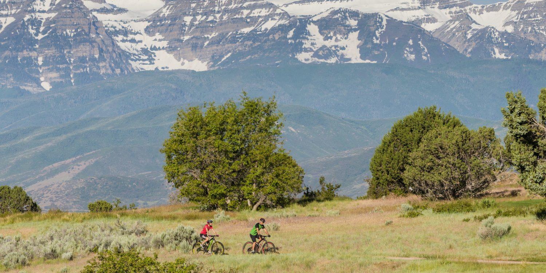 Red Ledges Mountain Bike Trail Access