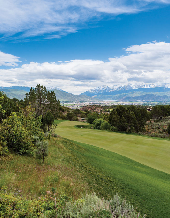 Park City Real Estate Golf Community