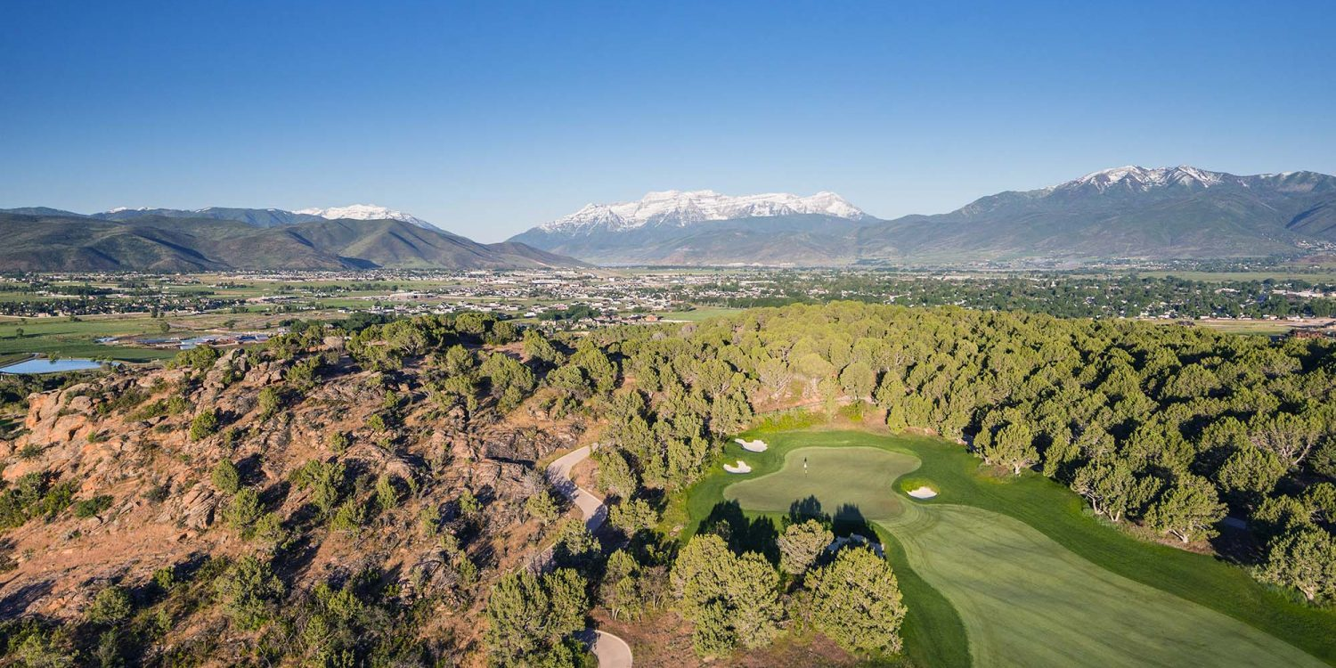 Golf Community Near Park City Utah