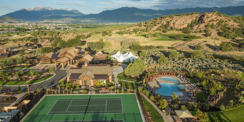 Private Park City Tennis Club