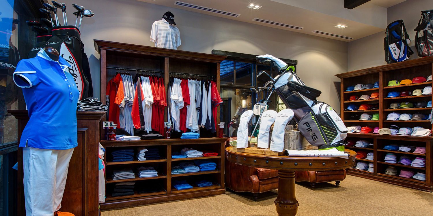 Golf Pro Shop At Red Ledges