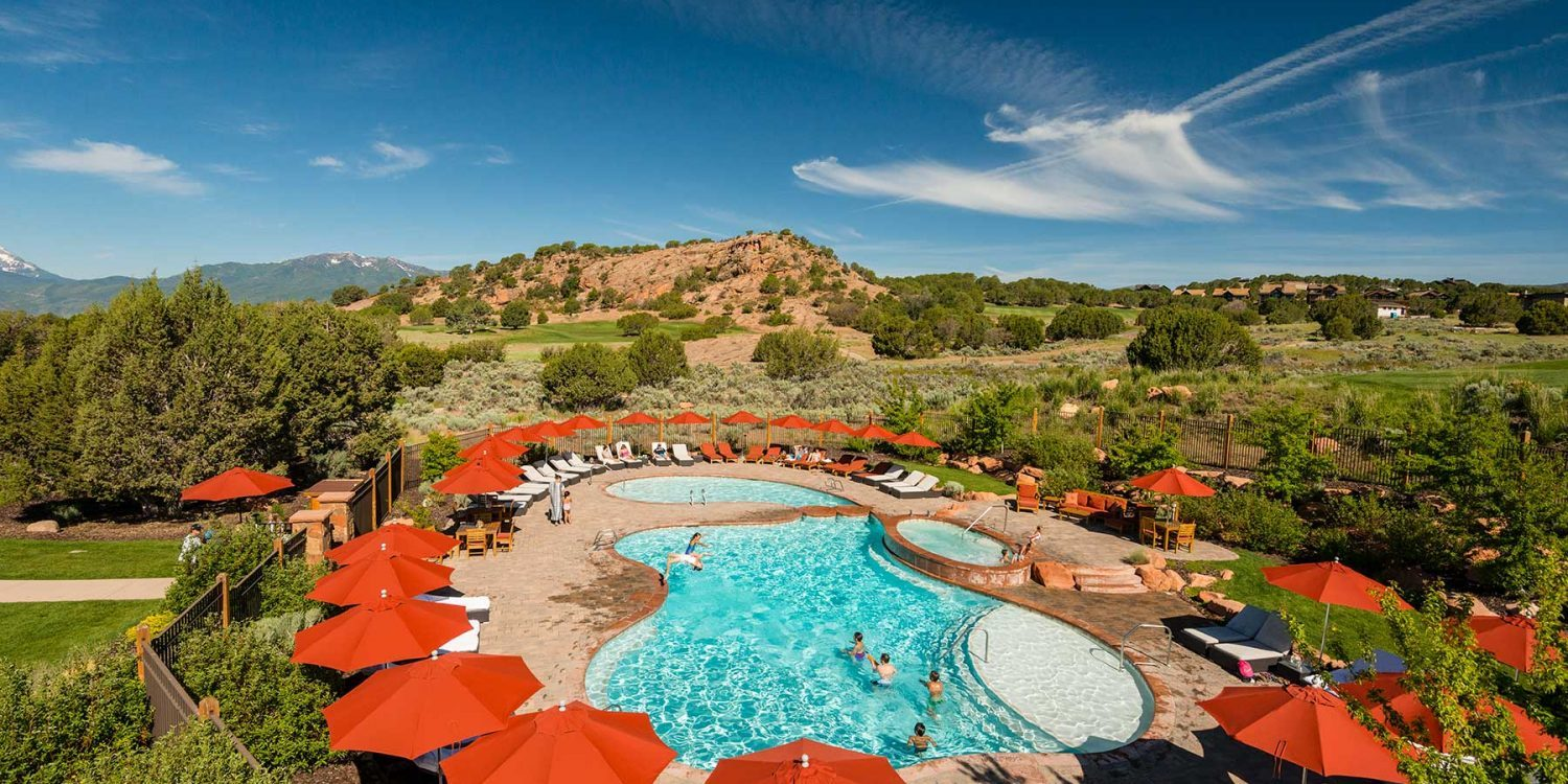 Red Ledges Pool