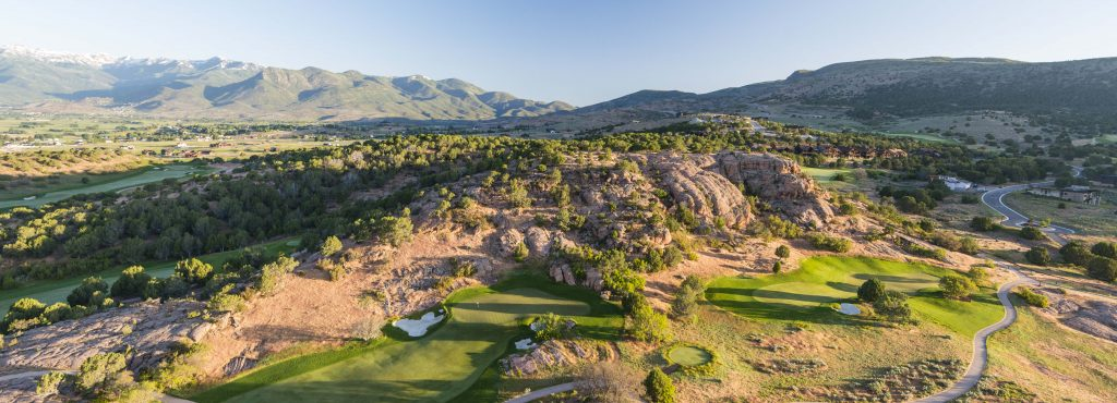 Red Ledges Red Rock on Golf Course