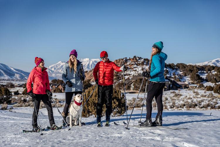 Cross Country Skiing in Park City Utah