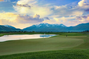 Golf Lessons Near Park City at Red Ledges