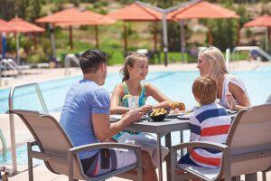 Resort Community Pool in Park City
