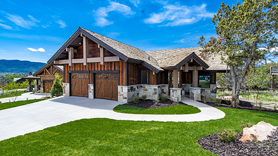 New Construction in Heber, Utah