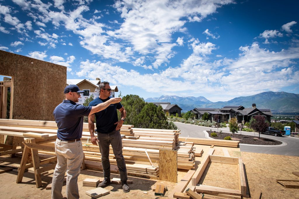 Custom Home Builders in Utah